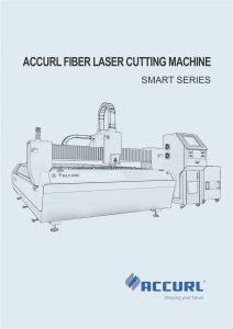 Μηχανή κοπής λέιζερ Accurl Fiber Smart KJG Series