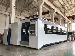 CNC 500w 700w 750w 1000w 2000w μηχανή κοπής λέιζερ ινών για μέταλλο