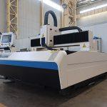 Πλαστικά μηχανήματα κοπής λέιζερ 1000 x 1500 x 1500 χιλ. Με λέιζερ ινών ipg