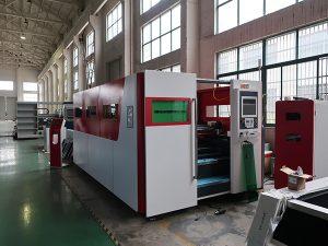 4 χιλιοστά ανοξείδωτο χάλυβα αυτόματη σιδήρου λαμαρίνα laser λέιζερ μηχανή κοπής για την πώληση