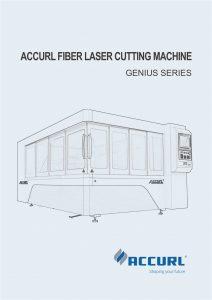 Μηχανή κοπής λέιζερ Accurl Fiber Genius Series