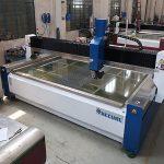 2000 * 1500 mm 380 mpa υψηλής πίεσης CNC μηχάνημα κοπής με ψεκασμό νερού