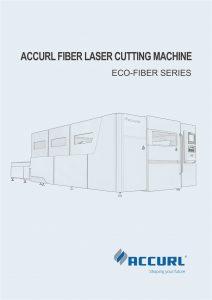 Μηχανή κοπής λέιζερ Accurl Fiber ECO-FIBER Series