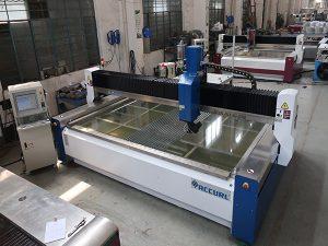 3020 κοπτικό μηχάνημα κοπής ύδατος με CNC με άμεση αντλία κίνησης