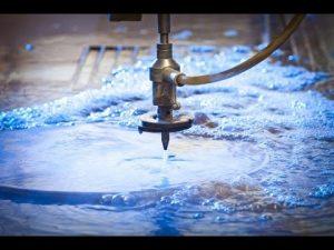 Τρισδιάστατη μηχανή κοπής Waterjet CNC με 5 άξονες - Νερό κοπής από ανοξείδωτο χάλυβα υψηλής πίεσης