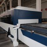 500w 750w 1000w 1500w CNC λέιζερ μηχανή κοπής μέταλλο