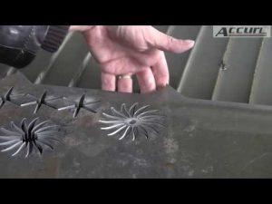 5D 5 Axis Waterjet CNC μηχάνημα-CNC Μηχανή κοπής ψεκασμού νερού-χοντρές κοπής μετάλλου