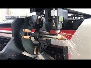 700W μηχάνημα κοπής σωλήνων λέιζερ - λέιζερ και φύλλο μηχανή κοπής φύλλων