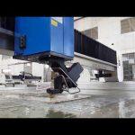 ακριβείας μηχανή κοπής νερού για κοπή νερού με μέταλλο, πέτρα, γυαλί, χάλυβα