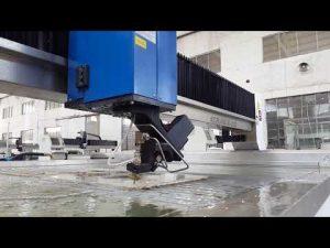 ACCURL Μηχανή κοπής ύδατος για κοπή ύδατος με μέταλλο, πέτρα, γυαλί, χάλυβα