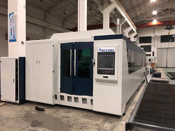 CNC λέιζερ κοπής μηχανή για χάραξη μέταλλα
