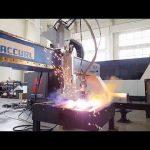 cnc μηχάνημα κοπής πλάσματος για φύλλο χάλυβα πλάσματος hypertherm® hpr260xd hpr400xd