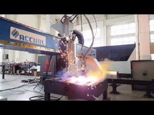 Μηχανή κοπής πλάσματος CNC για φύλλο χάλυβα πλάσματος HPR260XD HPR400XD