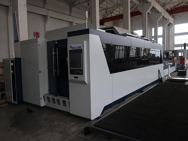 Εργοστάσιο απευθείας προμήθεια CNC Fiber Laser μηχάνημα οικονομικό μοντέλο