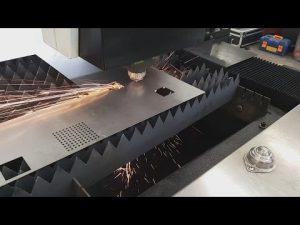 πώς η Κίνα accurl 700w 1000w ινών λαμαρίνα CNC λέιζερ κοπής μηχανή για ανοξείδωτο χάλυβα
