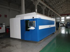 Βιομηχανία ευρέως χρησιμοποιούμενη ίνα κοπής λέιζερ μηχάνημα 750w / 1000w τιμή