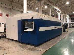 λέιζερ κοπής 500w ίνα μηχανή κοπή ανοξείδωτου μετάλλου μέταλλο