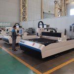 300w 500w 750w 1000w 2000w 3000w 8000w μηχανές κοπής λέιζερ μέταλλο ινών εργοστάσιο