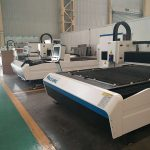 ανοξείδωτο χάλυβα άνθρακα χάλυβα σιδήρου ίνα λέιζερ κοπής μηχανή 500watts τιμή εργοστάσιο προς πώληση