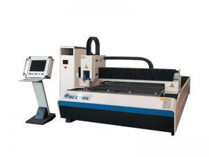 συμπαγής cnc λέιζερ χαρακτική και κοπής μηχάνημα, CNC χάλυβα λέιζερ κοπής μηχανή