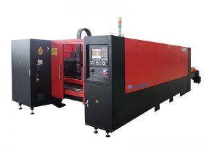 1000w 2000w 3000w CNC μηχανή κοπής ίνα κοπής λέιζερ 3000 * 1500mm