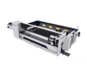 μεγάλο σωλήνα λέιζερ ίνα κοπής CNC λέιζερ κοπής και χαράκτης 6000w