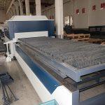 εργοστάσιο που προμηθεύει άμεσα άνθρακα χάλυβα ινών λέιζερ κοπής μηχανή από την Κίνα
