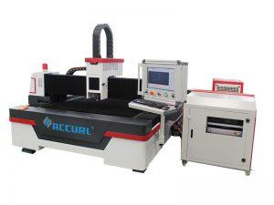 cnc ινών με λέιζερ μεταλλικό σωλήνα / σωλήνα κοπής μηχανή για τη βιομηχανία πυρόσβεσης