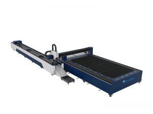 υψηλής ποιότητας βιομηχανική λεπτή μεταλλική πλάκα κοπής CNC λέιζερ εξοπλισμό κοπής λέιζερ