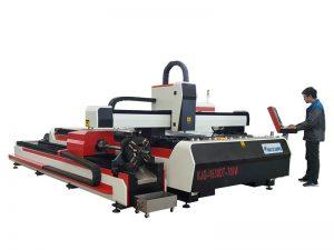 Λεπτό μεταλλικό λέιζερ μηχανή κοπής ίνα 500w 1000w 2000w για μηχανή κοπής πάχους 0.5-16mm