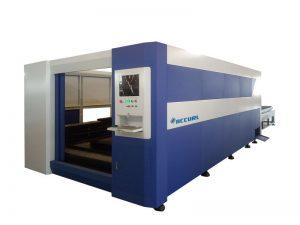 Co2 150w φύλλο από ανοξείδωτο χάλυβα μέταλλο cnc φθηνή μηχανή κοπής με λέιζερ μέταλλο