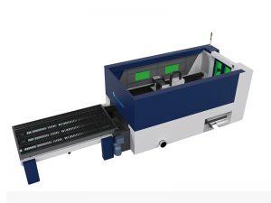 μηχανή κοπής με λέιζερ με μεταλλική πλάκα