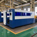 που κατασκευάζονται στην Κίνα υφασμάτινη μηχανή κοπής, μικρό ξύλο πεθαίνουν κοπής λέιζερ κοπής μηχανή