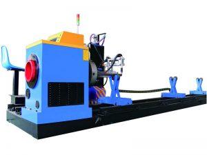 ινών μεταλλικό σωλήνα λέιζερ μηχανή κοπής για ανοξείδωτο χάλυβα χάλυβα χάλυβα χαλκού αργιλίου τιτανίου φύλλο
