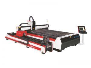 ζεστό πώληση CNC λέιζερ κοπής υπηρεσία για στρογγυλό τετράγωνο χάλυβα σωλήνα