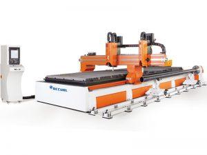 500w 1000w κατασκευαστής απευθείας κοπή μεταλλικό λέιζερ κοπής cnc σωλήνα μηχάνημα