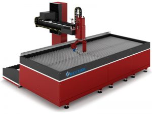 high quality & resonable price water jet cutting machine price